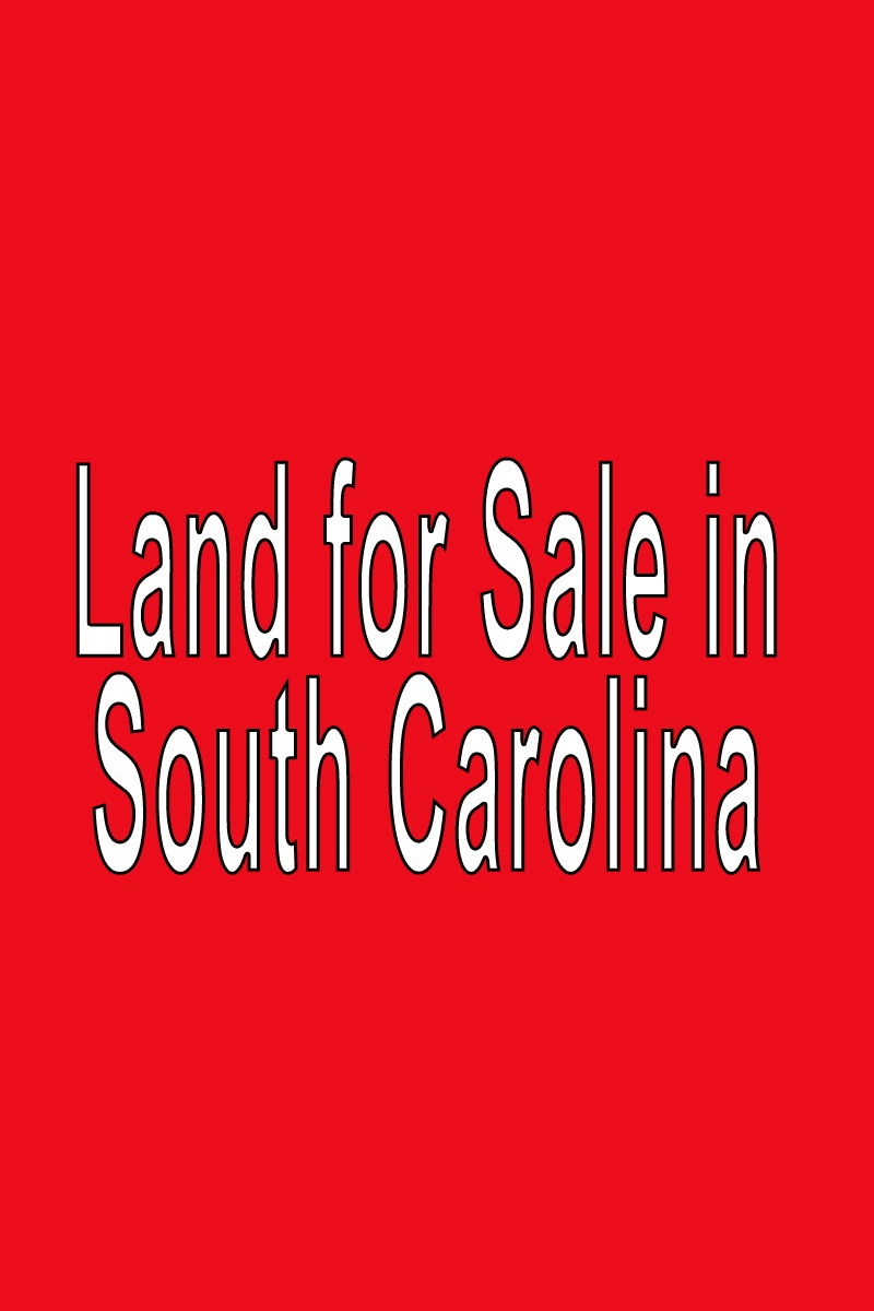 buy land in south carolina