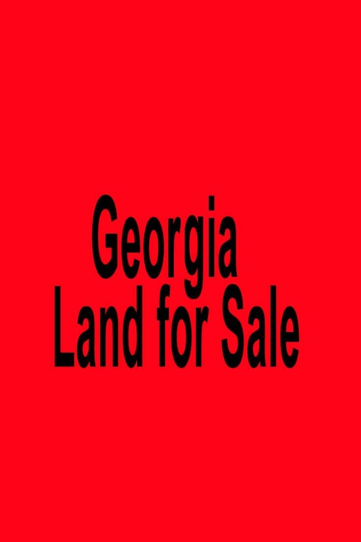 georgia land for sale