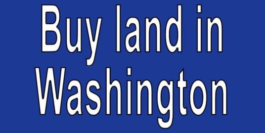 cheap land for sale in washington buy cheap land in