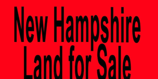 cheap land for sale in new hampshire buy cheap land in