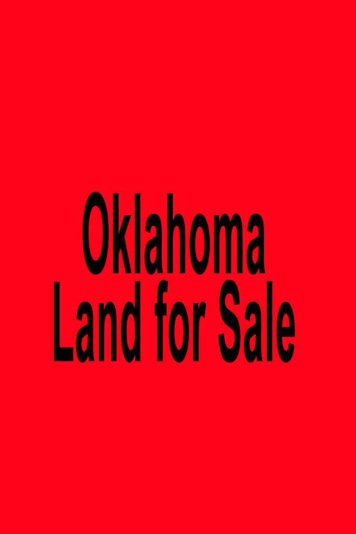 oklahoma land for sale