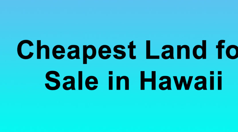 how to find cheapest airfare to hawaii