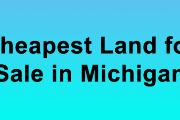 Cheapest Land for Sale in Michigan Buy Land in Michigan Cheapest MI Land for Sale