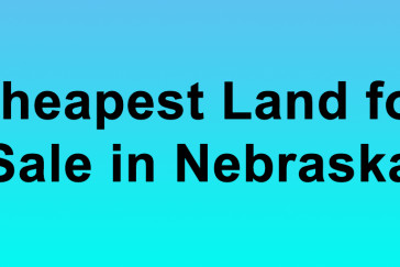 Cheapest Land for Sale in Nebraska Buy Land in Nebraska Cheapest NE Land for Sale