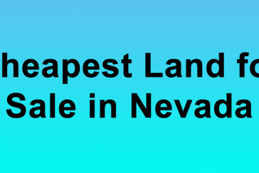 Cheapest Land for Sale in Nevada Buy Land in Nevada Cheapest NV Land for Sale