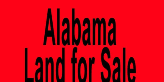 Alabama land for sale Birmingham AL Mobile AL Buy Alabama land for sale in Birmingham AL Mobile AL Buy land in AL