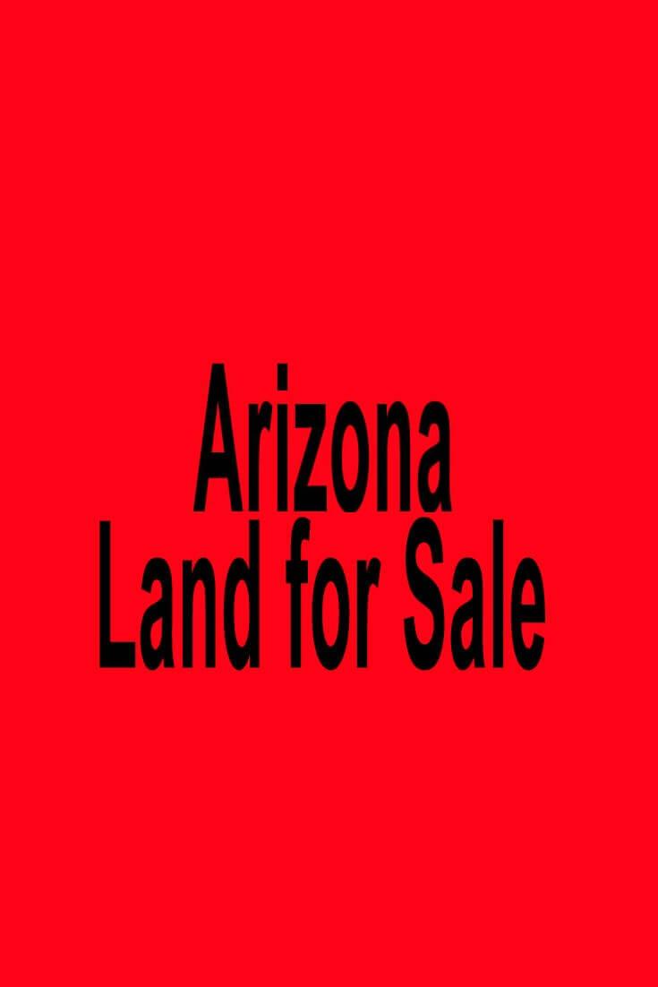 Arizona Land for Sale