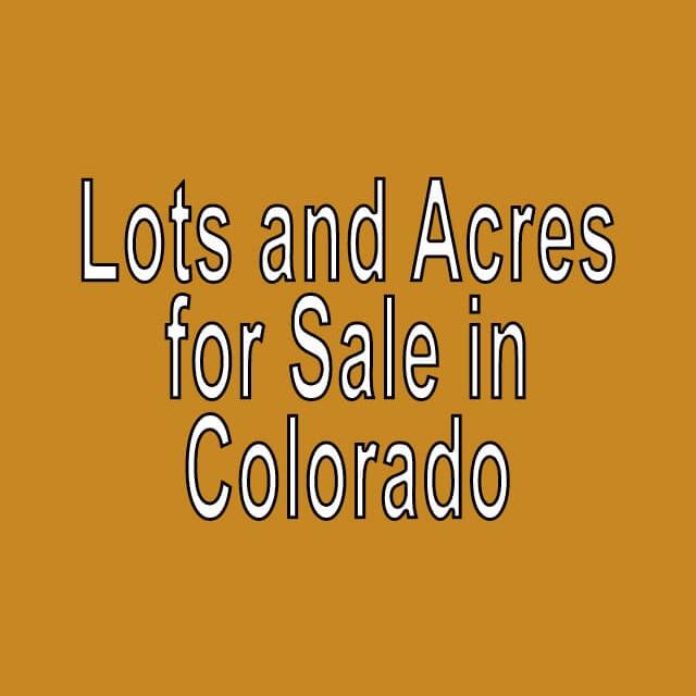 Buy Cheap Land in Colorado