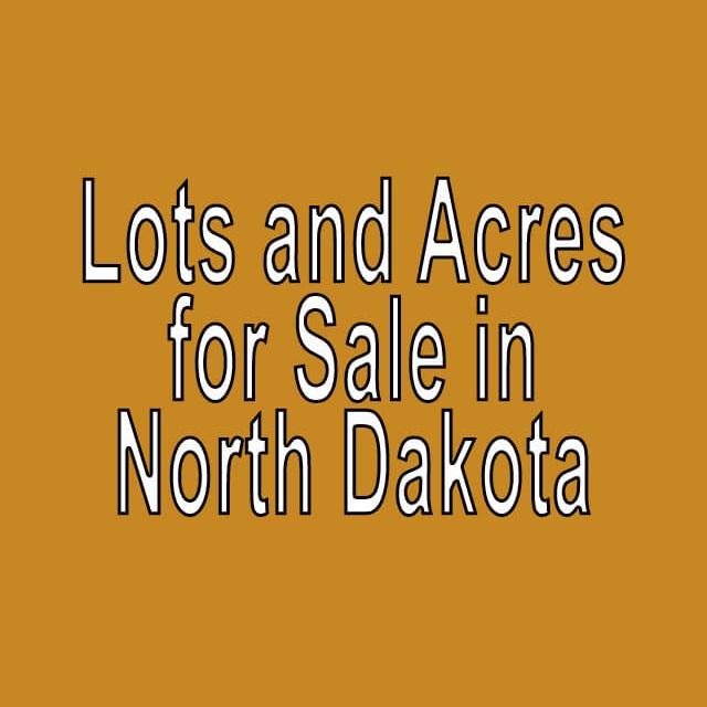 Buy Cheap Land in North Dakota