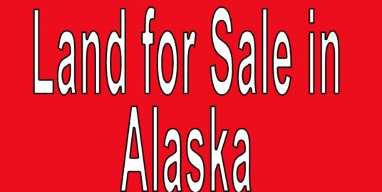 Buy Land in Alaska. Search land listings in Alaska. AK land for sale. property
