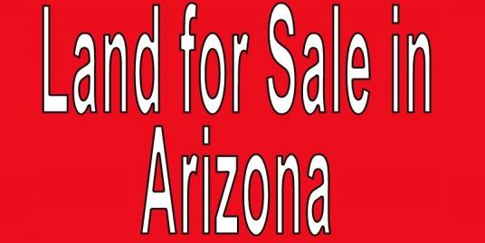 Buy Land in Arizona. Search land listings in Arizona. AZ land for sale.