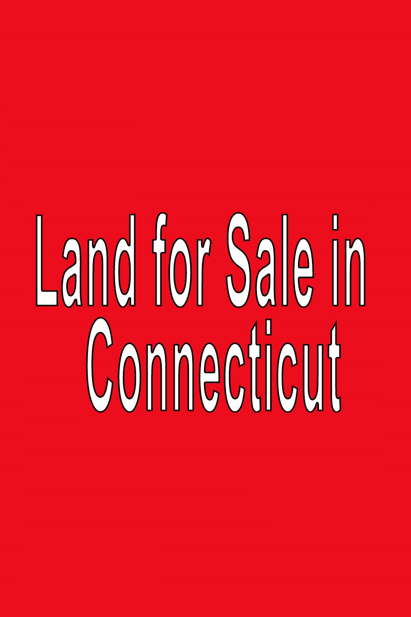 Buy Land in Connecticut