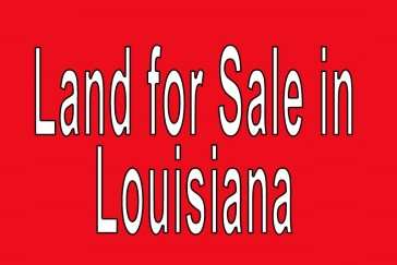 Buy Land in Louisiana. Search land listings in Louisiana. LA land for sale. lots