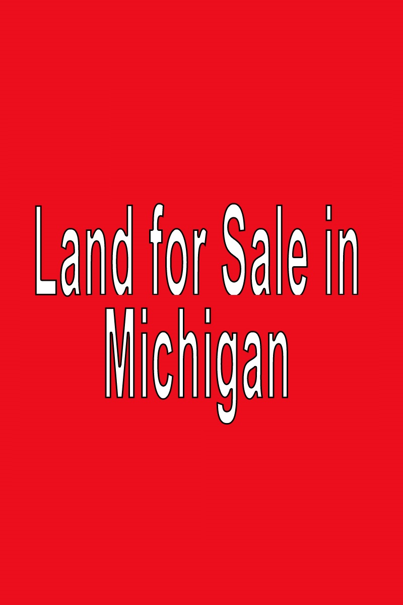 Buy Land in Michigan