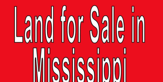 Buy Land in Mississippi. Search land listings in Mississippi. MS land for sale MS