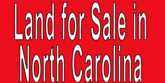 Buy Land in North Carolina. Search land listings in North Carolina. NC land for sale