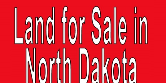 Buy Land in North Dakota. Search land listings in North Dakota. ND land for sale.