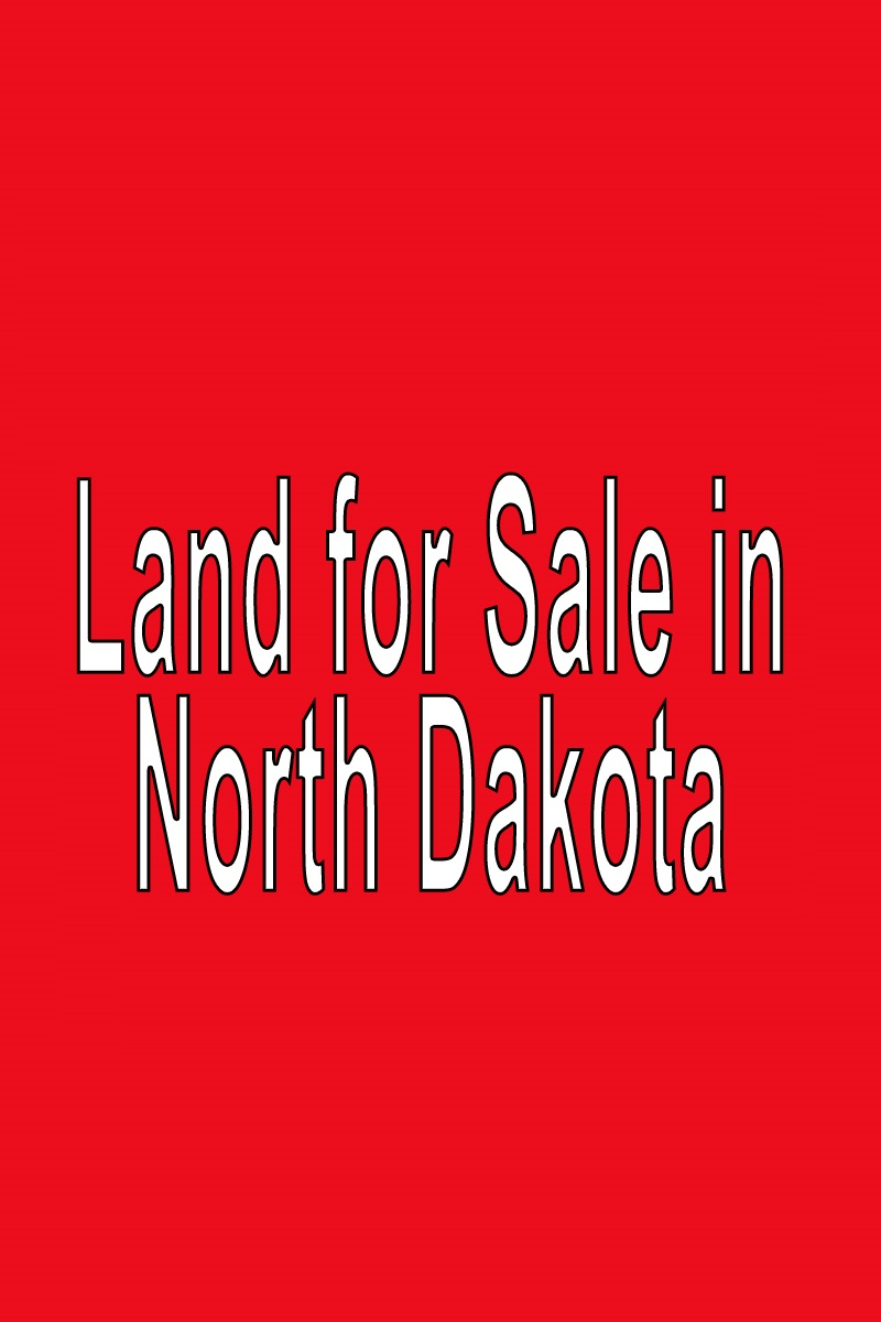 Buy Land in North Dakota