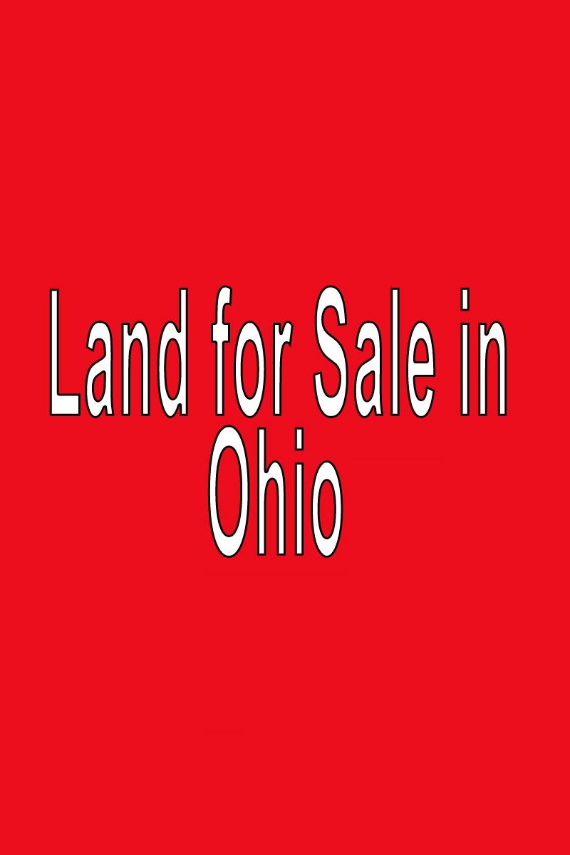 Buy Land in Ohio