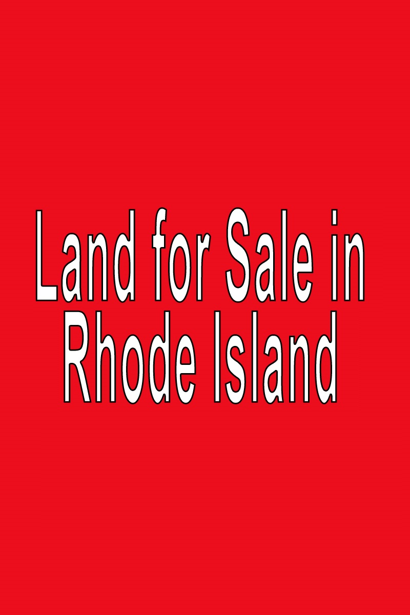 Buy Land in Rhode Island