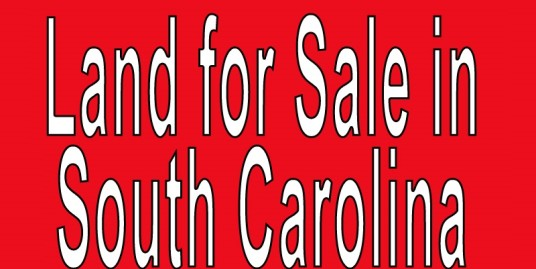 Buy Land in South Carolina. Search land listings in South Carolina. SC land for sale.