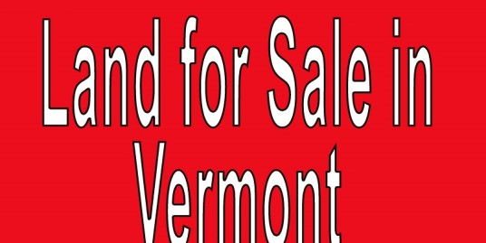 Buy Land in Vermont. Search land listings in Vermont. VT land for sale