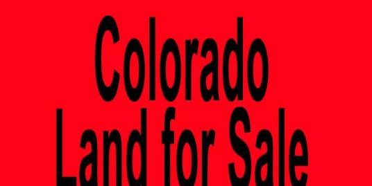 Colorado land for sale Denver CO Colorado Springs CO Buy  Colorado land for sale in Denver CO Colorado Springs CO Buy land in CO
