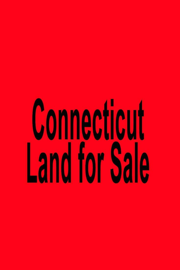 Connecticut Land for Sale