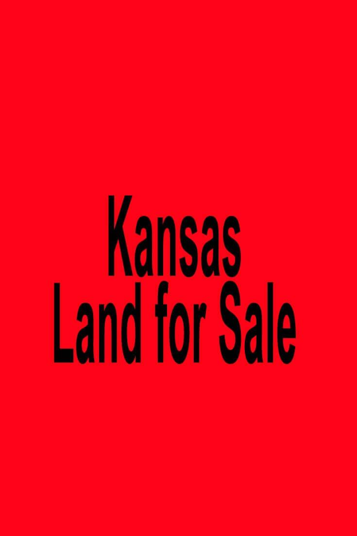 Kansas Land for Sale