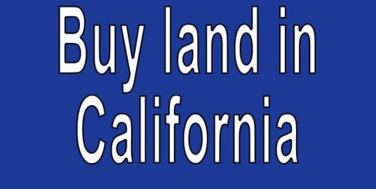Land for sale in California Search real estate land for sale in California Buy cheap land for sale in California