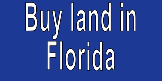 Land for sale in Florida Search real estate land for sale in Florida Buy cheap land for sale in Florida