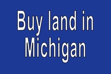 Land for sale in Michigan Search real estate land for sale in Michigan Buy cheap land for sale in Michigan