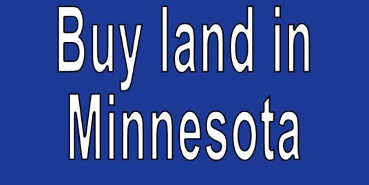 Land for sale in Minnesota Search real estate land for sale in Minnesota Buy cheap land for sale in Minnesota