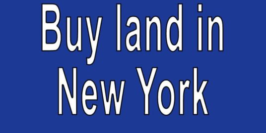 Land for sale in New York Search real estate land for sale in New York Buy cheap land for sale in New York