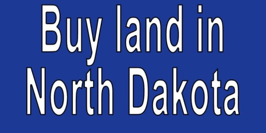 Land for sale in North Dakota Search real estate land for sale in North Dakota Buy cheap land for sale in North Dakota