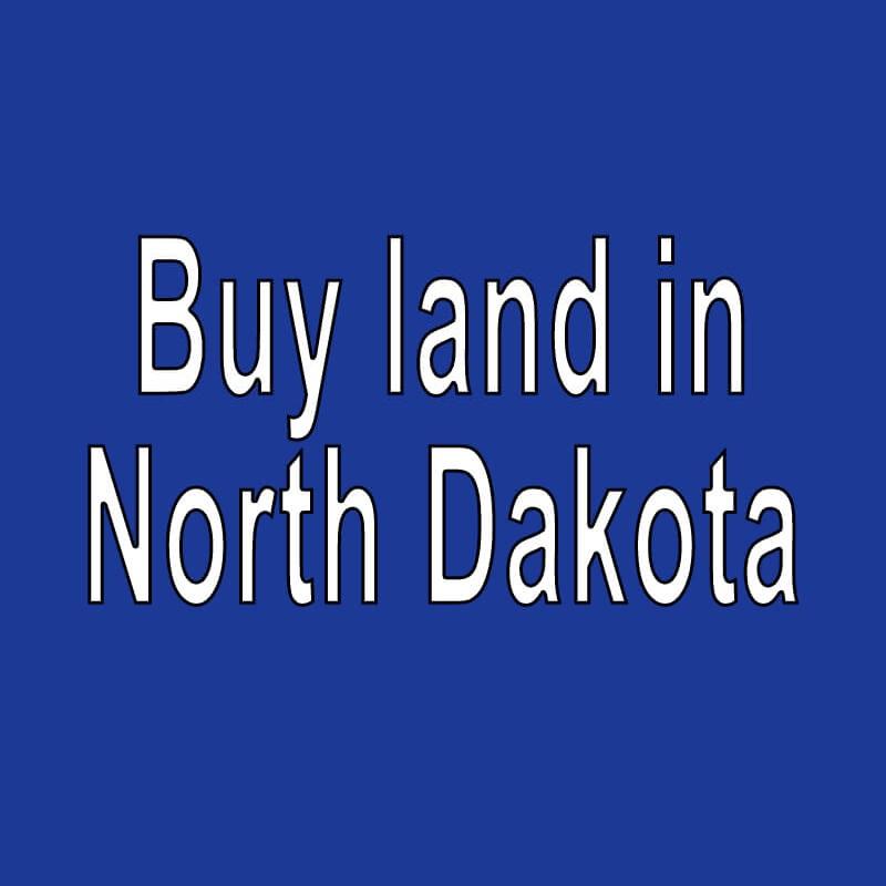 Land for Sale in North Dakota