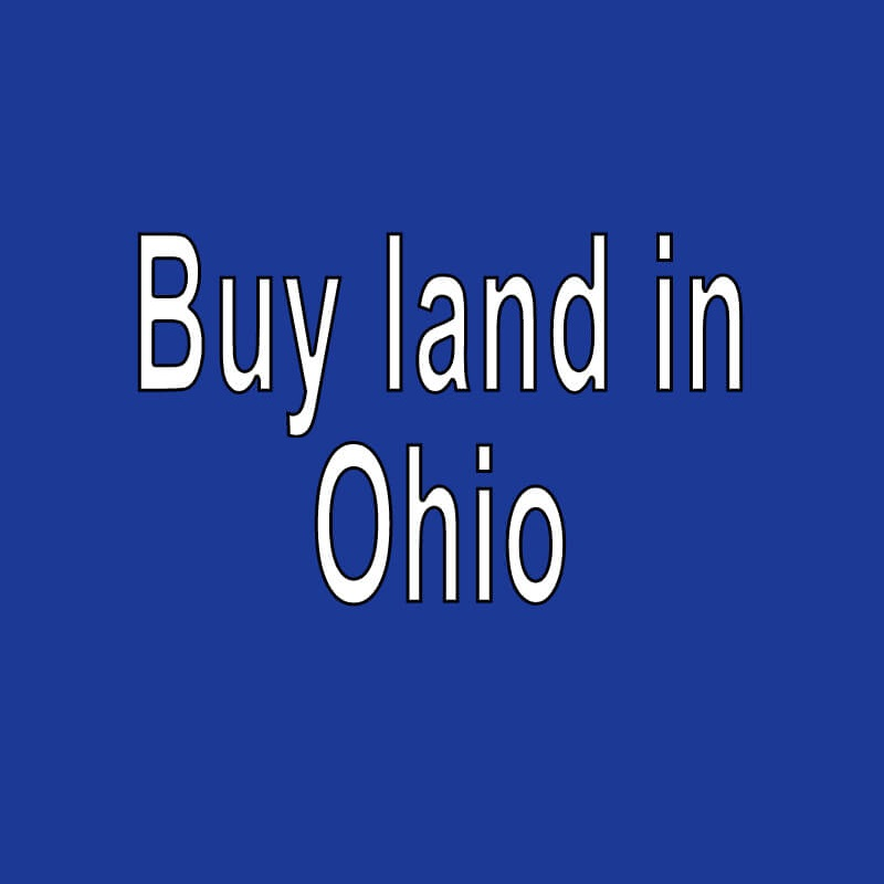 Land for Sale in Ohio