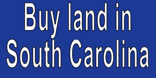 Land for sale in South Carolina Search real estate land for sale in South Carolina Buy cheap land for sale in South Carolina