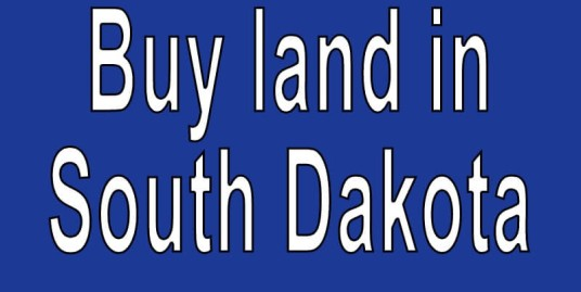 Land for sale in South Dakota Search real estate land for sale in South Dakota Buy cheap land for sale in South Dakota