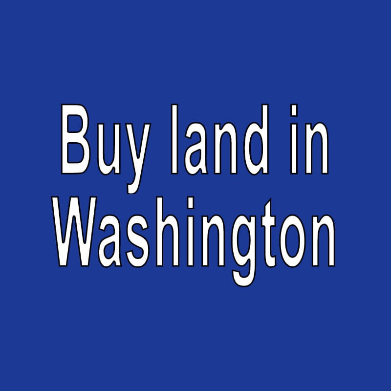 Land for Sale in Washington