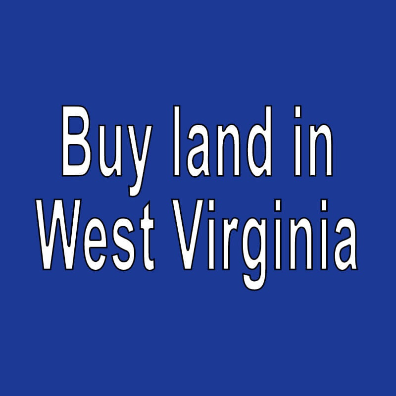 Land for Sale in West Virginia