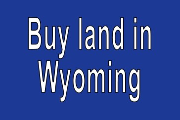 Land for sale in Wyoming Search real estate land for sale in Wyoming Buy cheap land for sale in Wyoming