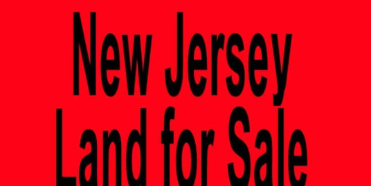 New Jersey land for sale Newark NJ Jersey City NJ Buy New Jersey land for sale in Newark NJ Jersey City NJ Buy land in NJ
