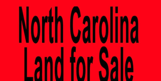 North Carolina land for sale Charlotte NC Raleigh NC Buy North Carolina land for sale in Charlotte NC Raleigh NC Buy land in NC