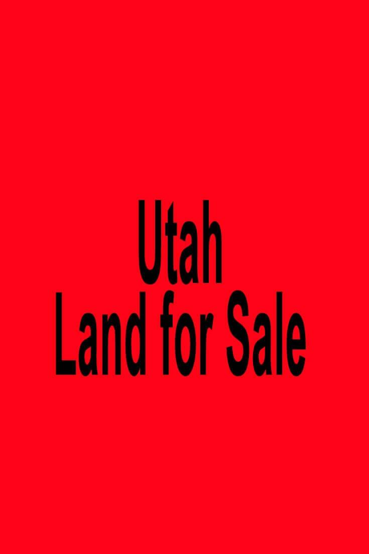 Utah Land for Sale