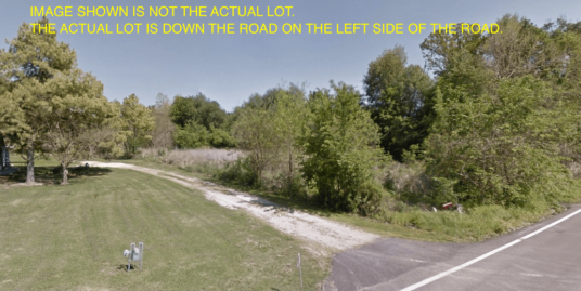 For Sale By Owner FSBO Land Lot