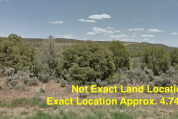 Cheap NM Land Near Colorado Borders. Near Colorado- NM Land Cheap