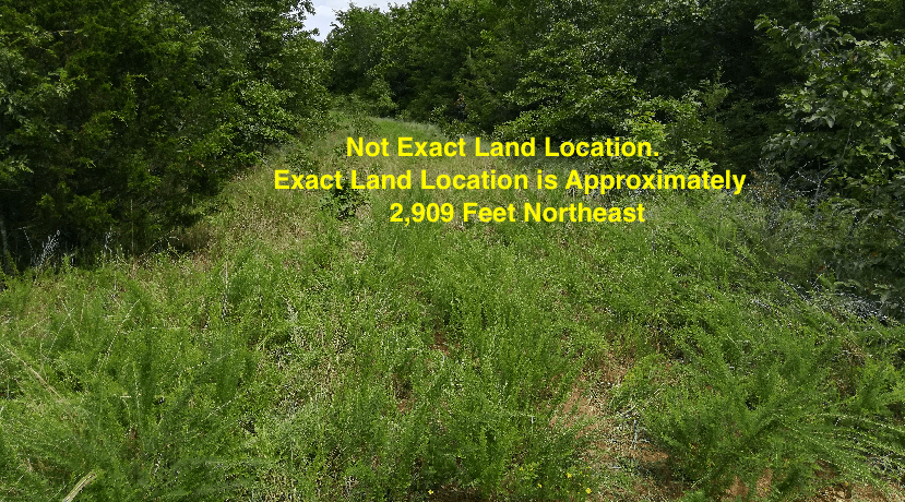 Huge Acreage- Gravel Road Nearby. Acreage Tracts Gravel Road