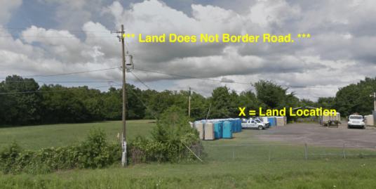 Interstate Land- Highway Land on an Interstate Highway
