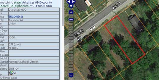 Owner financed land in white county arkansas